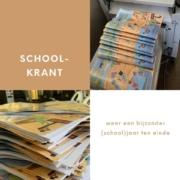 printen kopiëren schoolkrant